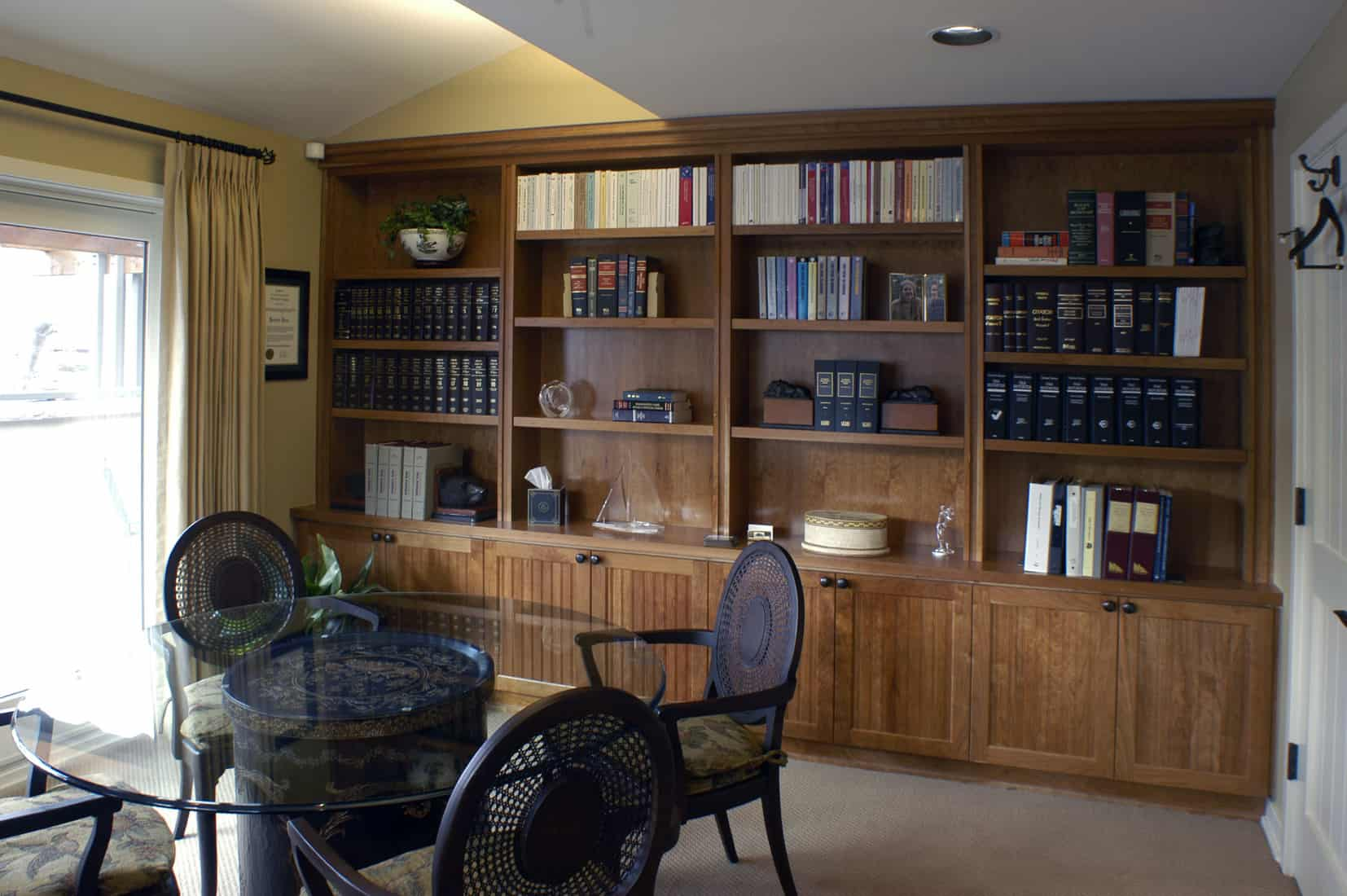 traditional law office