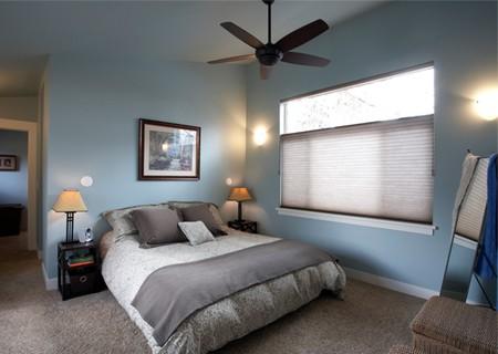 bright master suite