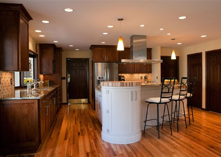 Melton Design Build Boulder Colorado Functional Kitchen Remodel Architectural Island
