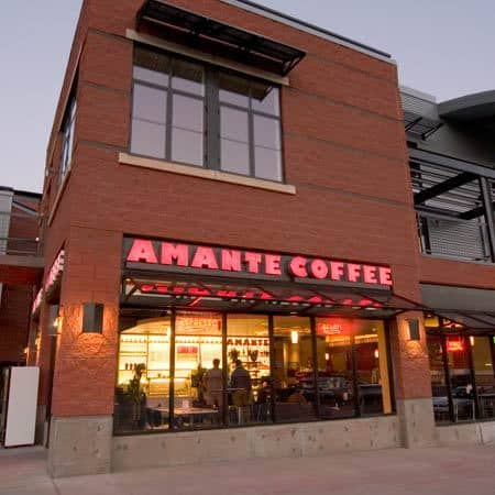 exterior coffee shop remodeling