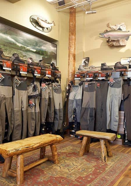 Melton Design Build Boulder Colorado Commercial Retail Project Front Range Anglers