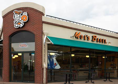 Melton Design Build Boulder Colorado Commercial Remodel Moe's Bagels