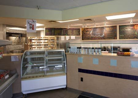 counter with new design