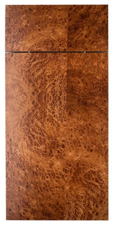 Brown Swirl Cabinet