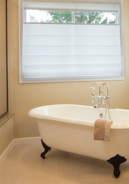 classic remodeled bathtub