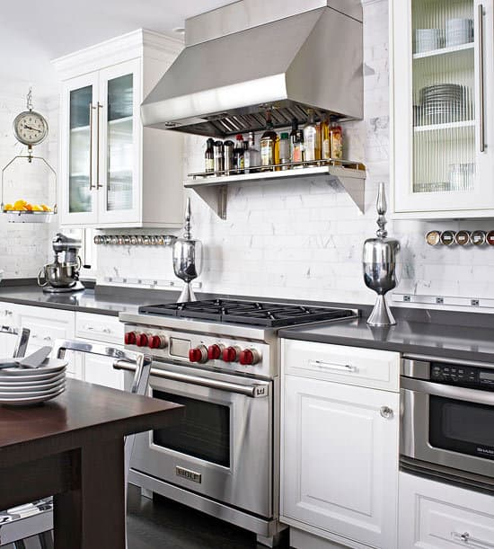 Most Popular Kitchen Cabinet Features