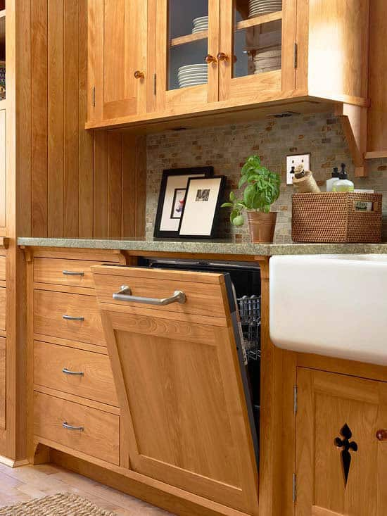 Remodel Oak Kitchen Cabinets
