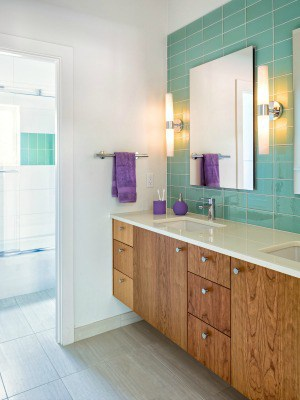 Bright Boulder Bathroom Remodel
