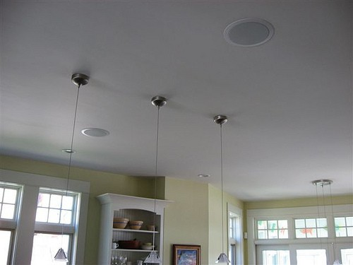 Appealing Ceiling Speakers For Home Ideas   Simple Design Home .