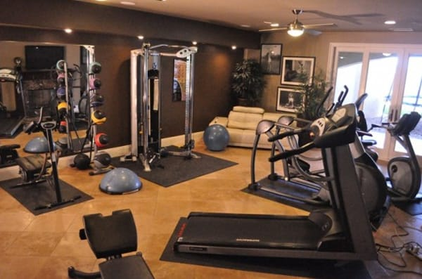Include a fitness room in your home remodel plan melton