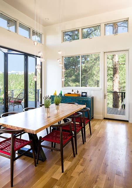 Melton Design Build Boulder Colorado Dining Room Remodel Boulder Residential Home New Heights