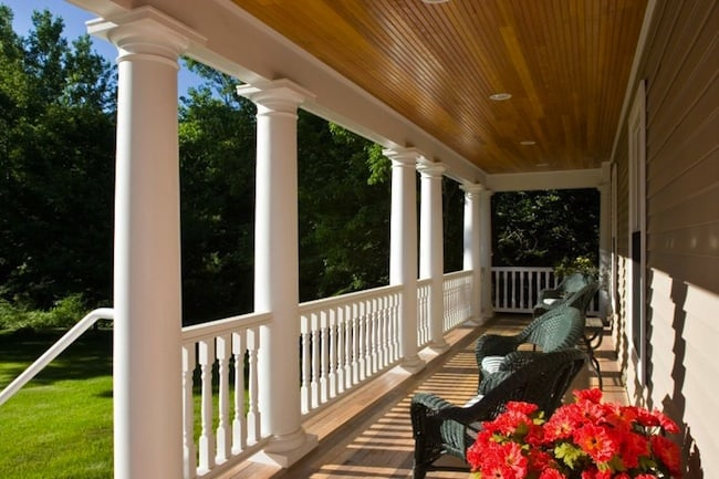 5 Big Front Porch Styles Melton Design Build