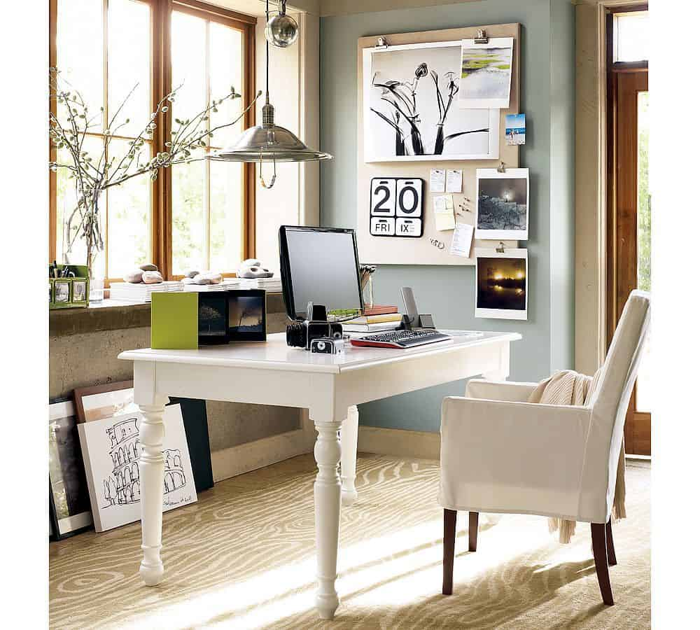 Beautiful home office ideas melton design build for Home decor ideas