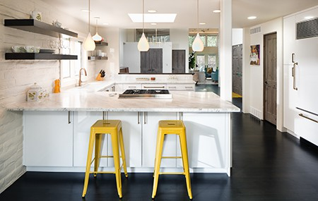 Melton Design Build Boulder Colorado Timeless Kitchen Refresh Project Wide Open Space