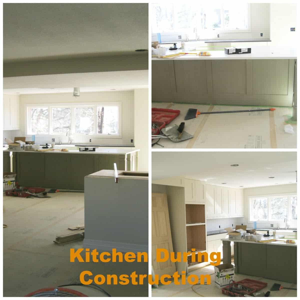Project update north boulder home melton design build - Kitchen design boulder ...
