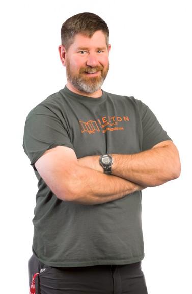 Jim B.- Gray Shirt- Carpenter