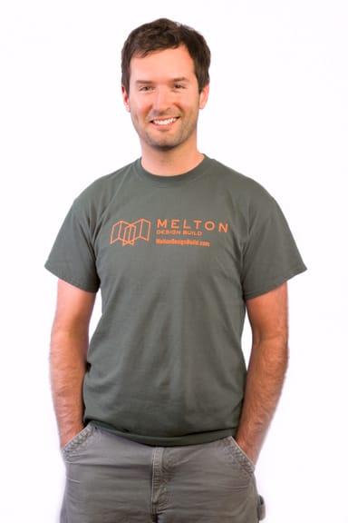 John B- Gray Shirt