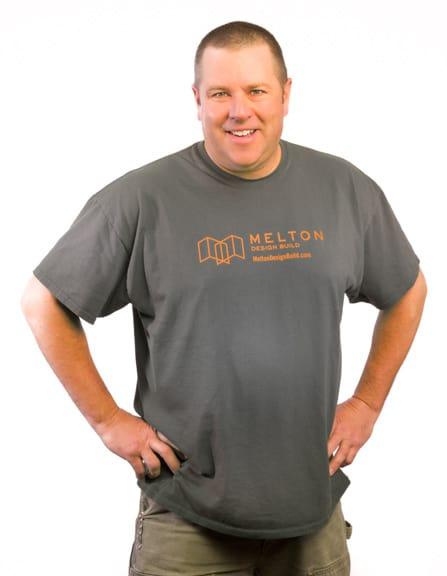 Pete K.- Gray Shirt- Laborer