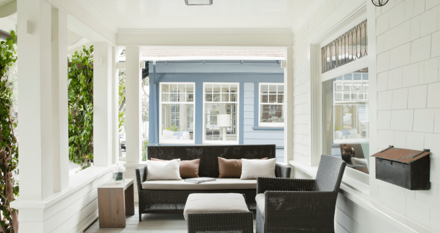 7 Front Porches from Rustic to Pristine - Melton Design Build