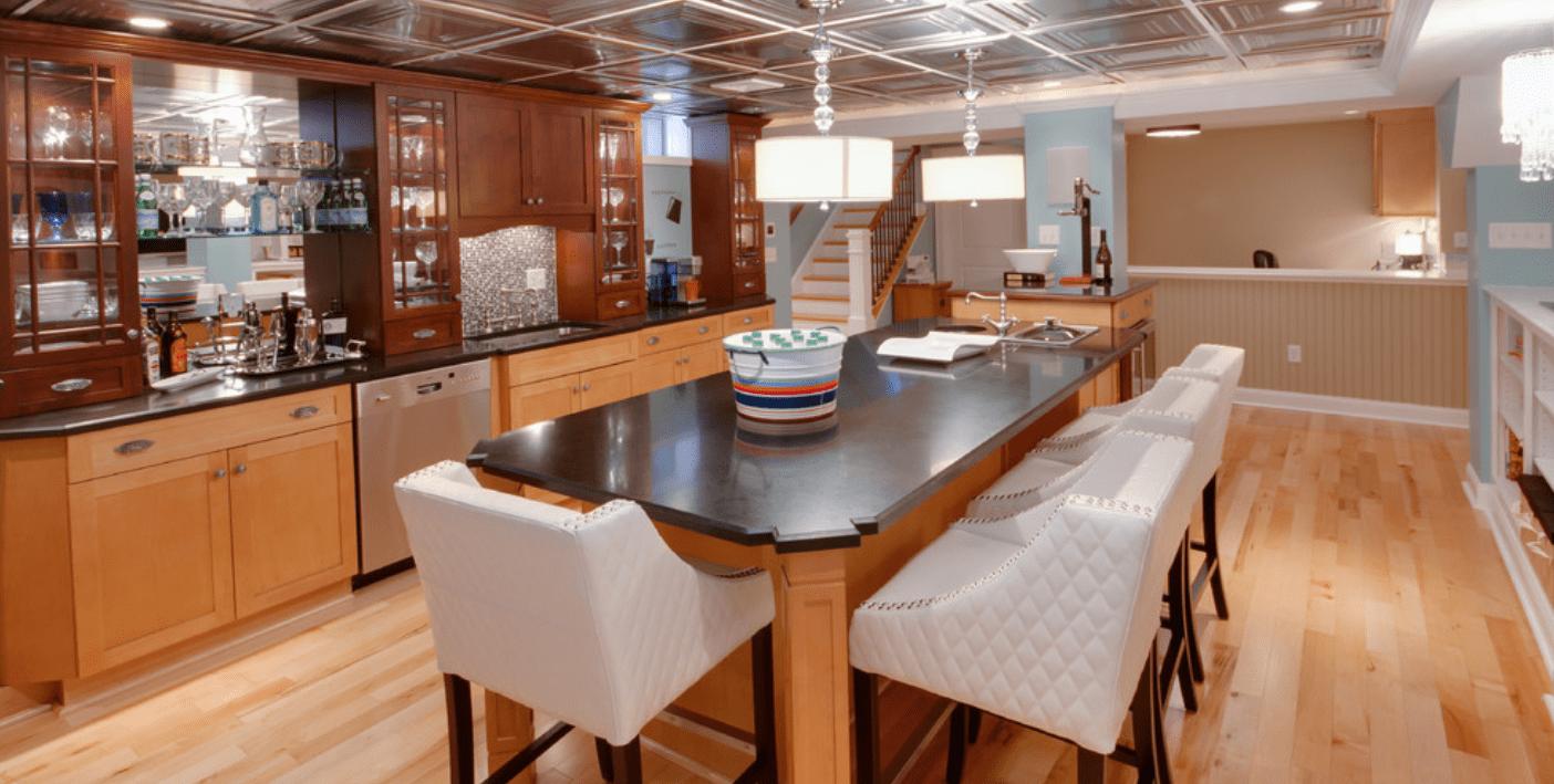 9 fun basement remodel ideas melton design build for Houzz it