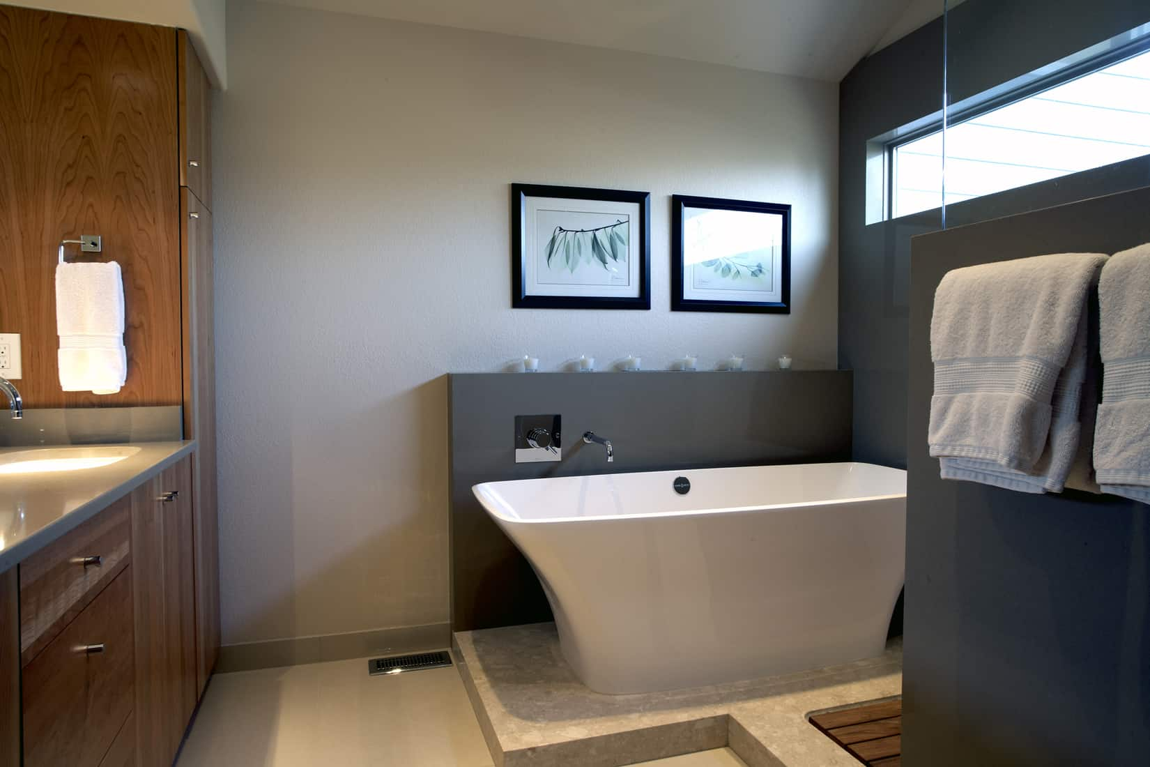 Spa Like Bathroom Remodel Inspiration Melton Design Build