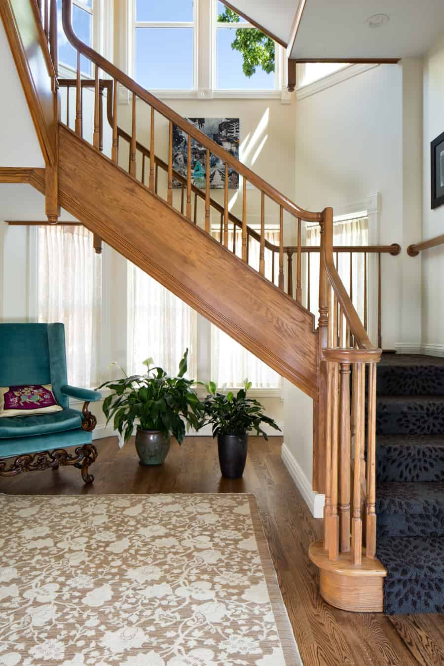 Entry Staircase- Cauldera LLC