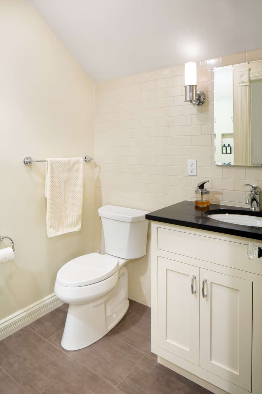 Pocket Bathroom- Commercial- Cauldera LLC
