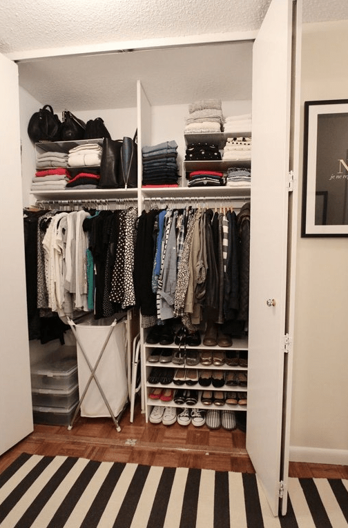 Amazing Apartmenttherapy.com  Small Closet Organization
