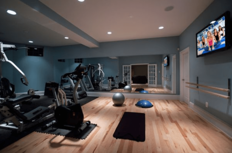 Work it out great home gyms melton design build