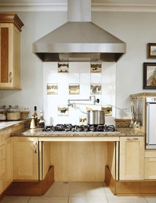 making universal kitchen design look great - melton design build