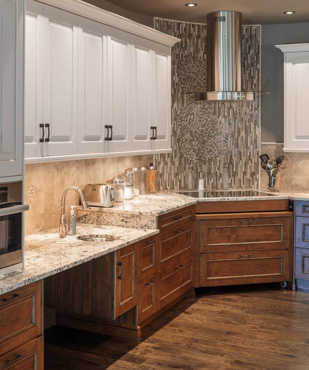 Universal Design Kitchen Cabinets: Making Universal Kitchen Design Look Great