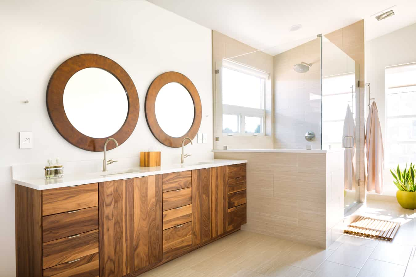 Master Bath Remodel Planning - Spa like