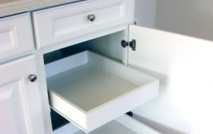 Pull Out Shelve