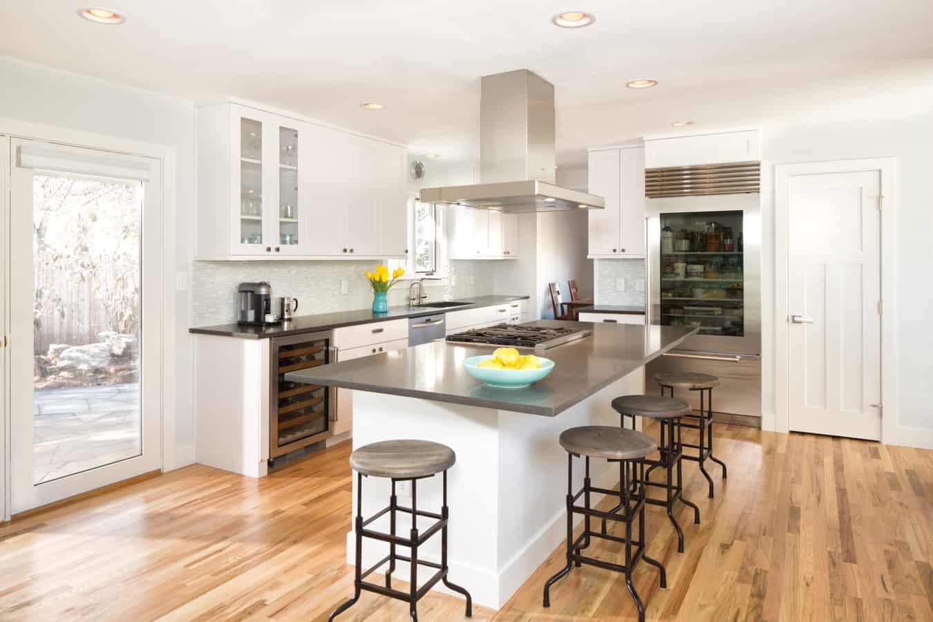 Melton Design Build- Kitchen Overall