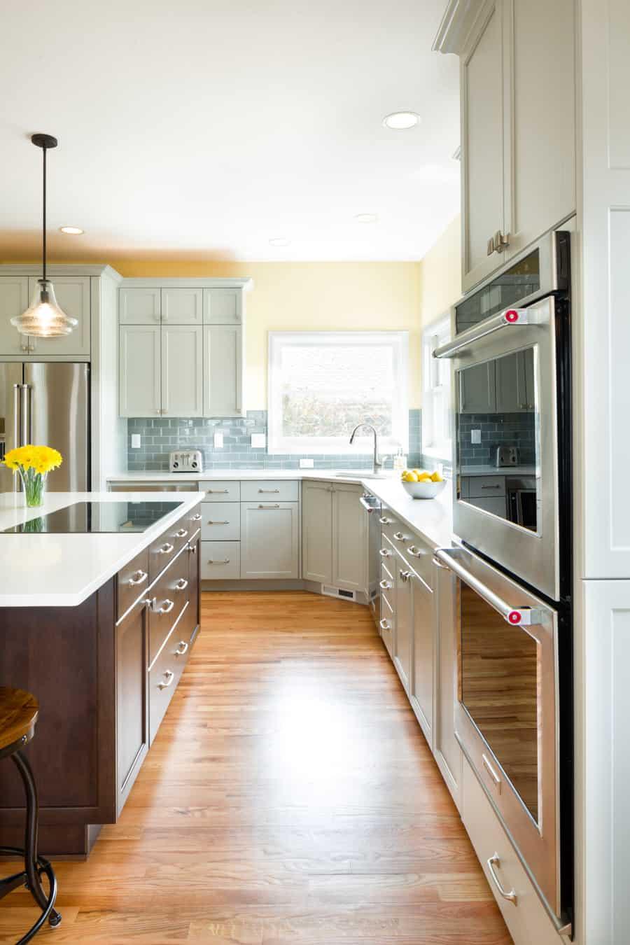 surprising bright sunny kitchen ideas | Sunny and Bright Kitchen - Melton Design Build