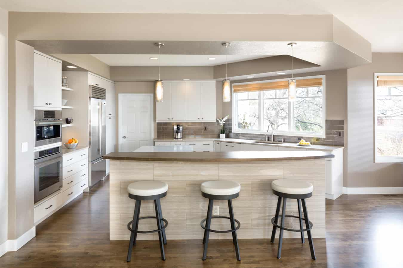 modern boulder kitchen