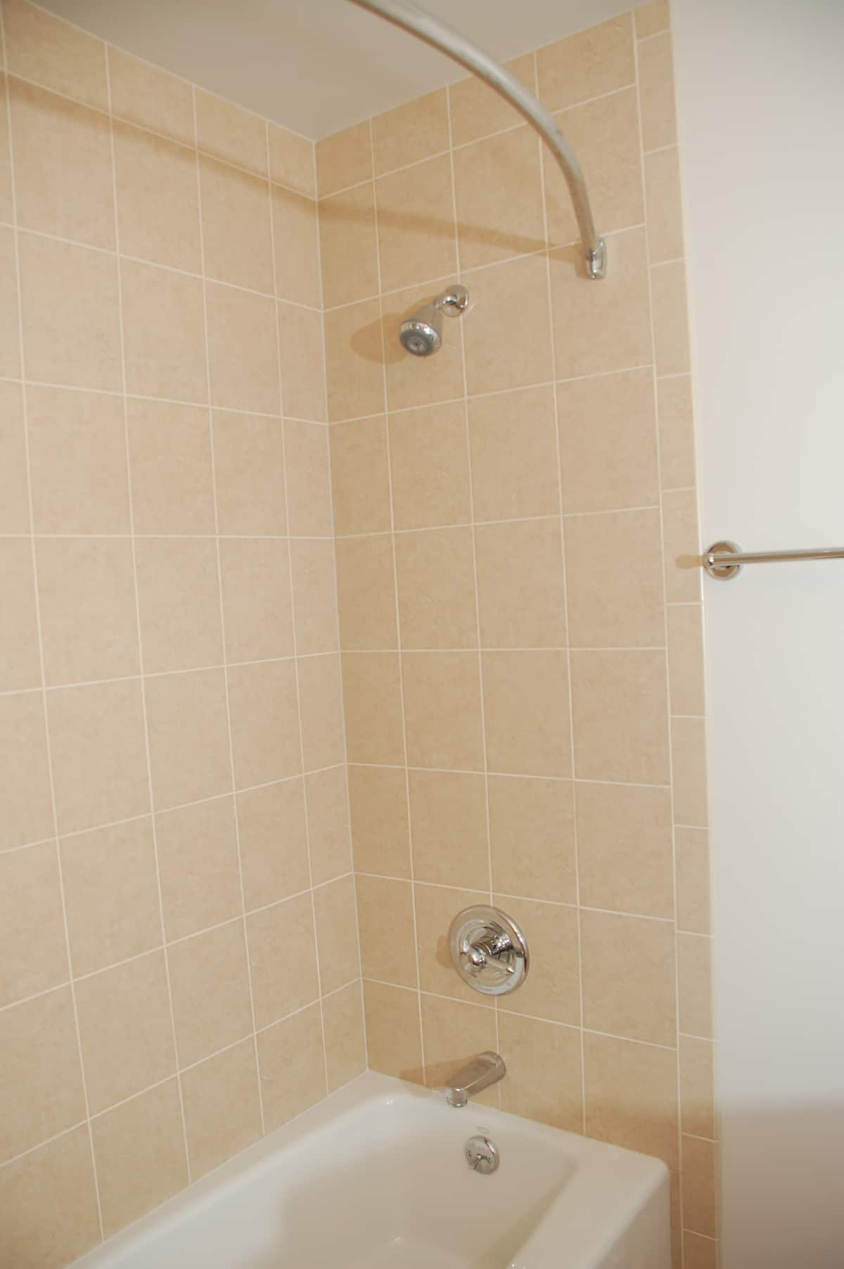 Before Renovation Bathroom
