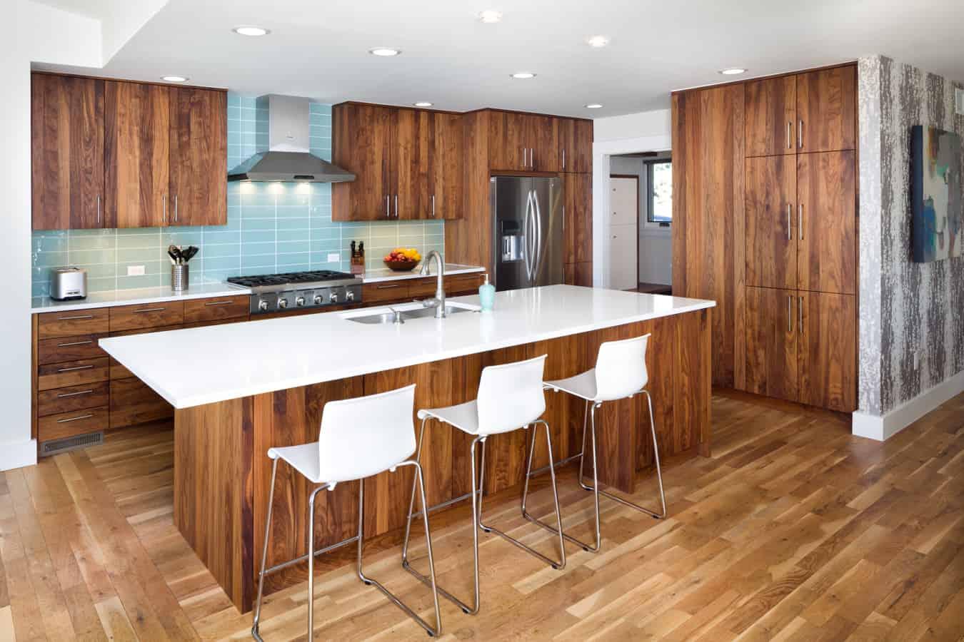 Renovated Kitchen Photo