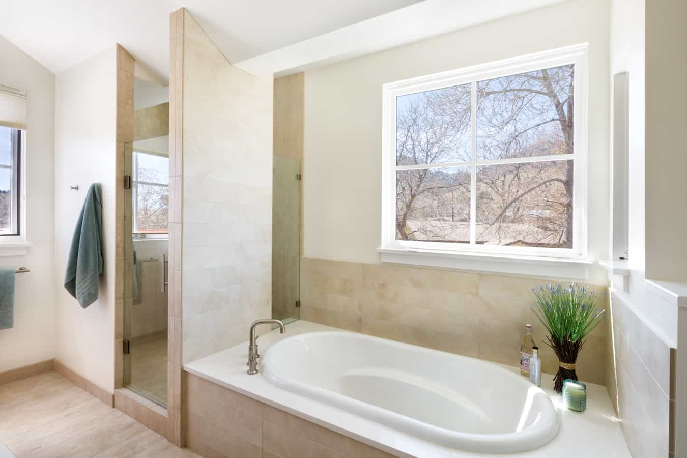 master bath remodel - spa like