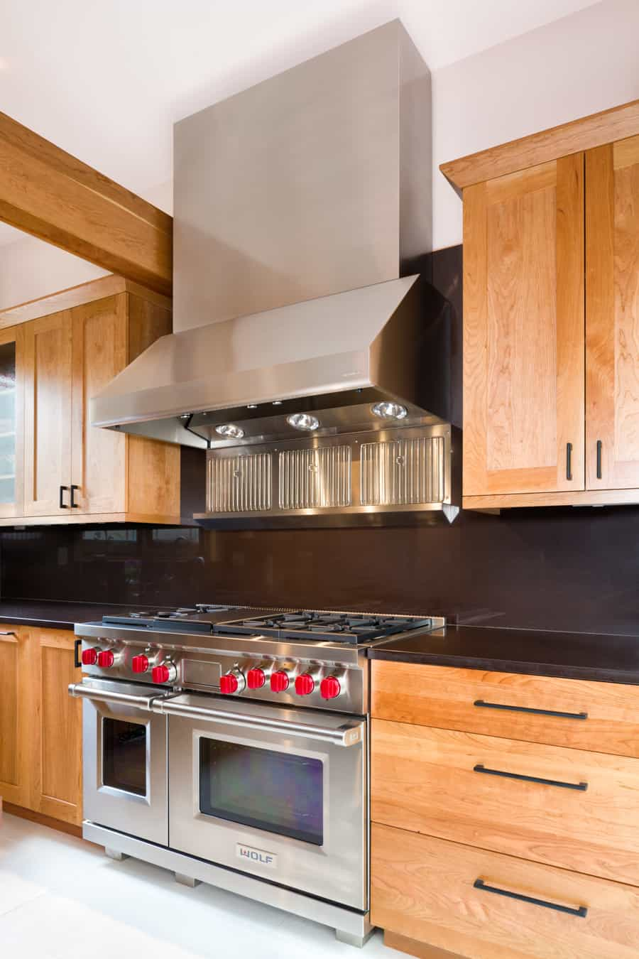Melton Kitchen Renovation-Range & Hood