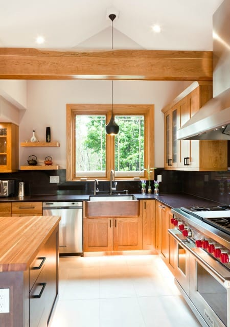 Melton Design Build Eastern Sophistication Kitchen Remodel