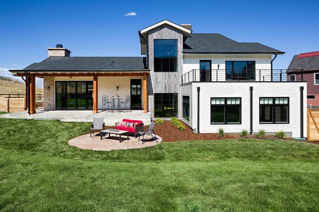 Boulder Custom Home - New Construction - Exterior