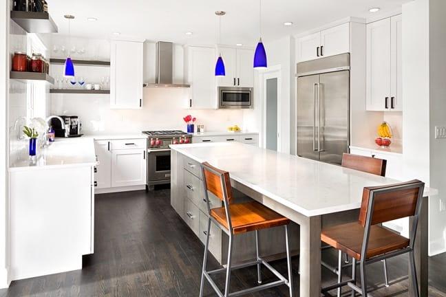 Pine Brook Hills Remodel - Kitchen Overall