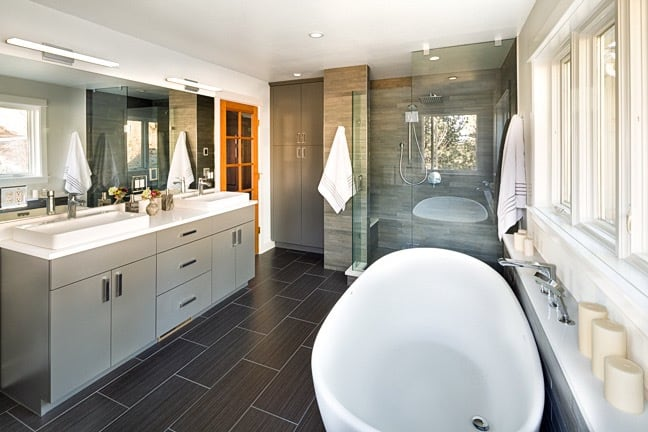Pine Brook Hills Remodel - Master Bath Overall