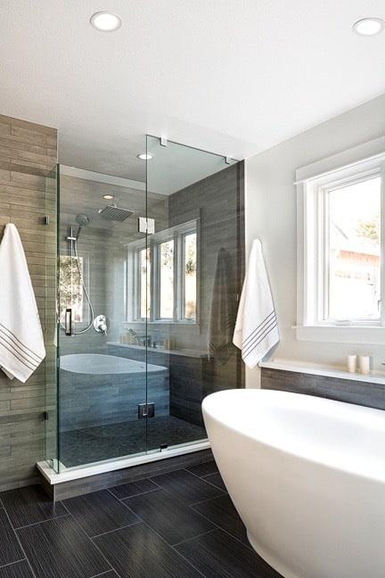 Pine Brook Hills Remodel - Master Bath Shower & Tub