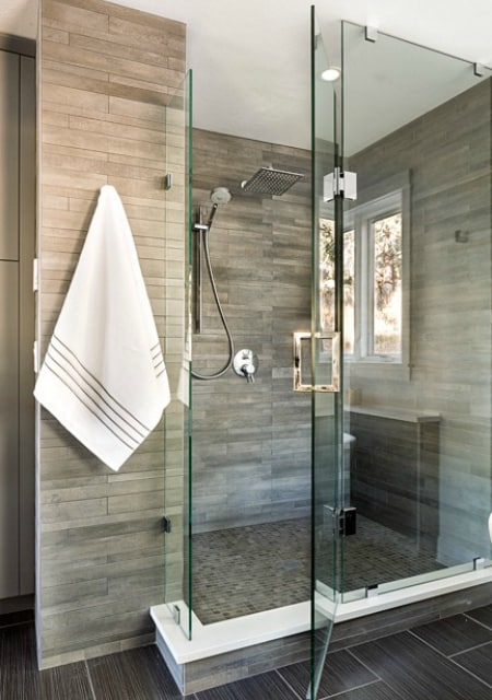 Melton Design Build Master Bathroom Remodel Contemporary