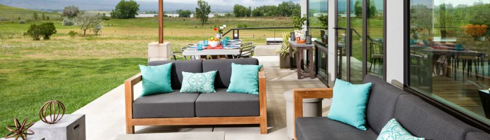 Patio-Outdoor Living Area- Melton Design Build