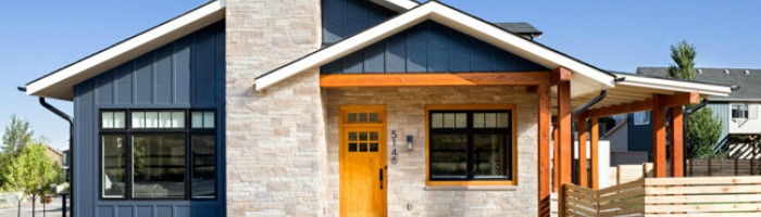 Exterior Home Remodel Image