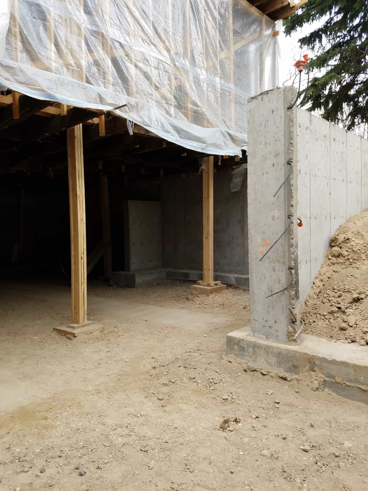 In progress - New Foundation