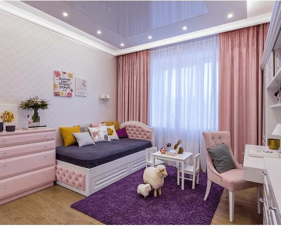 10 chic kid s room designs melton design build for Houzz kids room